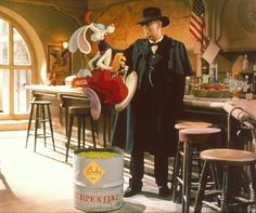 Quién engañó a Roger Rabbit?