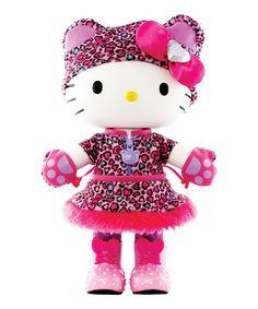 Love this Hello Kitty Safari Doll on #zulily! #zulilyfinds