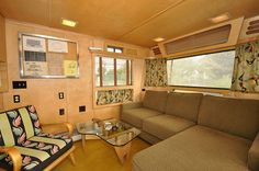 Funky Junk Farms' Spartan Manor by Airstream Life, via Flickr