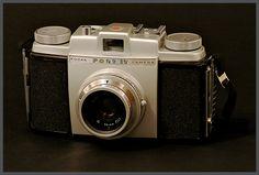 Kodak Pony IV. #vintagecamera #classic #film #photography #camera #retro #vintage
