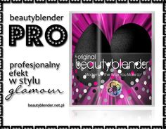 Beautyblender PRO  http://beautyblender.net.pl/