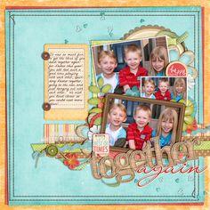Together Again - Scrapbook.com