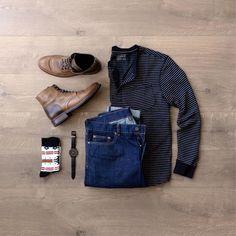 365ec6936677 Shirt  Jachs NY    Denim  Jachs NY    Boots  Thursday Boots
