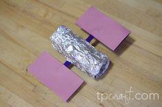 Toilet Paper Roll Hubble Space Telescope
