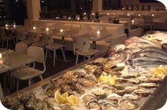 Restaurant Nevy Amsterdam