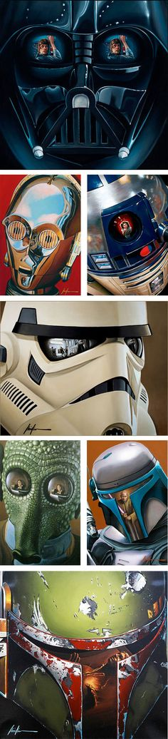 very well done.  If you are a starwars nerd.  :)