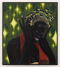 Kerry James Marshall's new work | 13 Ways of Looking at Painting by Julia Morrisroe