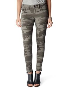 Can't quit camo? Neither can we! The print everyone is pining for is featured on our stylish Serena fit for an on-trend look. The Serena is our...