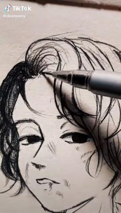 Anime Drawings Sketches, Cool Art Drawings, Pencil Art Drawings, Anime Sketch, Artist Sketchbook, Digital Art Tutorial, Human Art, Art Reference Poses, Art Tutorials