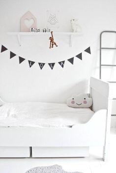 Bedroom, child