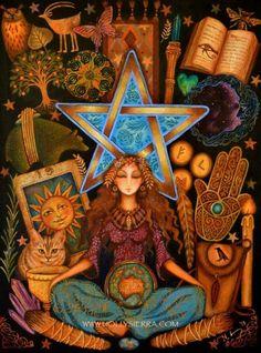 Charmed une myriade damulettes magiques des par HollySierraArt