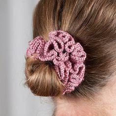 SalixAlba / Háčkovaná gumička do vlasov 2 Band, Handmade, Accessories, Sash, Hand Made, Bands, Tape, Arm Work, Conveyor Belt