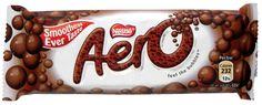 Nestle Aero Mint Chocolate Pack of 4 Bars Canadian Chocolate Bars, Aero Chocolate, British Chocolate, Nestle Chocolate, Hershey Chocolate Bar, Chocolate Brands, Chocolate Sweets, I Love Chocolate, Famous Chocolate