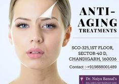 Dr. Naiya Bansal Skin Clinic will ensure that you can find the best skin care for the body problem that is making your life complicated and miserable. Get rid of all your skin problems by consulting the best skin specialist in Chandigarh. Skin Specialist Doctor, Permanent Laser Hair Removal, Skin Clinic, Anti Aging Treatments, Doctor In, Chandigarh, Skin Problems, Good Skin, Rid