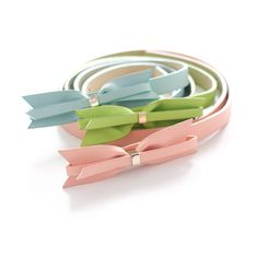$8 ColorfulBowknotbelt Classy Girl, Girls Wear, Fashion Accessories, Pearls, My Style, How To Wear, Colorful, Beautiful, Collection