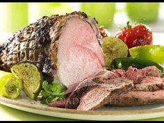 Easy BBQ Roast Beef - Canada Beef - YouTube