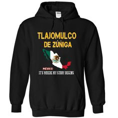TLAJOMULCO DE ZUNIGA It's Where My Story Begins T-Shirts, Hoodies. Get It Now…