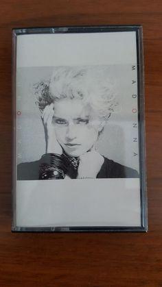 Madonna Madonna CASS US W4-23867 Club Edition Columbia House Rebel Heart