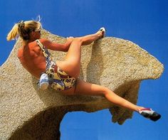 www.boulderingonline.pl Rock climbing and bouldering pictures and news Isa.belle Patissier