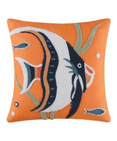 Funky pillow for any seaside abode!