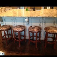 10 Best Cowhide Barstool Images In 2013 Bar Stools