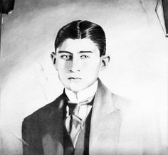 Franz Kafka - The spokesman of anxiety.