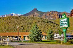 Green Creek Inn Rv Park At Cody Wapiti Wyoming Wyoming Campground Camping Club