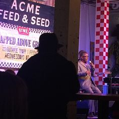 Forget the man in black...the man in suit brought the house down! So nice to hear real music!!! #acmefeedandseed #music #soul #funk #southern #realmusic #dancingshoes #happydance #dancinginmychair #food #foodporn #foodgasm #foodstagram #foodpics #foodblogger #foodblog #recipe #faithhopeloveandlucksurvivedespiteawhiskeredaccomplice #vais4bloggers #vafoodie #yum #cats #instayum #instagood #igdaily #bestoftheday #picoftheday