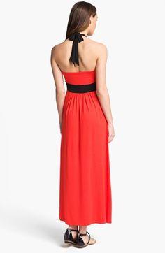 Calvin klein maxi dress nordstrom