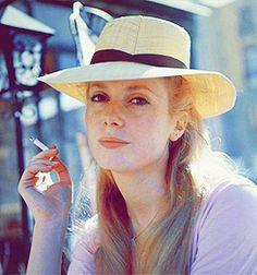 Catherine Deneuve favourite photo