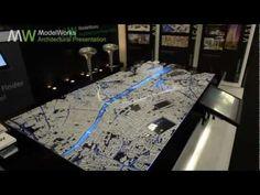 Media Model of Dublin City - YouTube