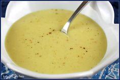 Sopa de Couve-flor (Cauliflower Soup) - Easy Portuguese Recipes