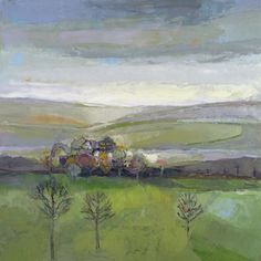 Kirsty Wither, fantastic landscapes and colours