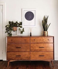 love this dresser and the styling