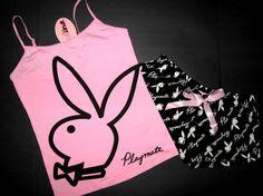 Playboy Pajamas
