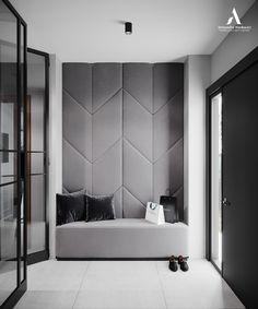 Foyer Design, Home Room Design, Dream Home Design, House Design, Home Entrance Decor, House Entrance, Home Decor, Hallway Decorating, Interior Decorating