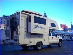 Truck Slidein Campers On Pinterest Truck Camper Slide In Truck Campers And Campers