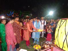 A mystical 'Sharad Poonam' evening