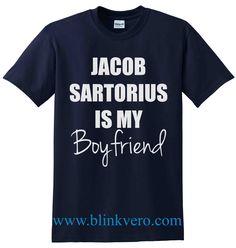 jacob sartorius is my boyfriend,awesome jacob sartorius merch 13 //Price: $14 & FREE Shipping //     #gift shirts