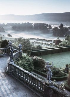 Powis Castle and Garden, Welshpool