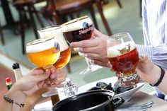 Belgian beer at its best. What's your favorite Belgian beer #beer #belgianbeer