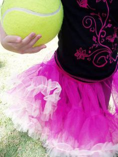 tulle pettiskirt tutorial...I've made this one and it turned out great!