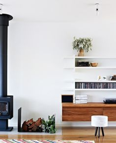 Home Decor our take on combining a simple modern life with a little bit of interior design , to make your home a little more warm My Living Room, Home And Living, Living Spaces, Living Area, Coastal Living, Deco Design, Design Case, Estilo Interior, Home Decoracion