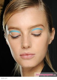 2013 Makeup Trend.