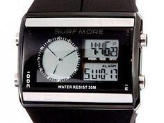 7eba4277769 Relógio Surf More 1201321L - Unissex Fashion Digital com as melhores  condições você encontra no Magazine