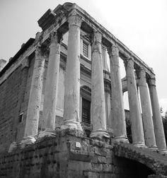 The Roman Forum in #Rome, #Italy