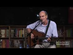 "▶ JAMES TAYLOR Sings ""Sweet Baby James"" Live and Acoustic - YouTube"