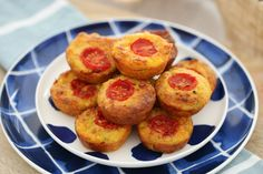 These Healthy Thermomix Savoury Mini Quiches are there perfect way to sneak a few veggies into your little ones lunchbox!