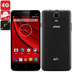 http://andnykstore.com/jwd-f50-4g-smartphone.html JWD F50 Android Smartphone with 4G support, uses a Quad Core CPU, 1GB of RAM and Android 4.4.
