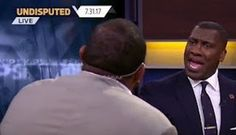 "Shannon Sharpe - Ray Lewis Undisputed  Shannon Sharpe called out his ""brother"" Ray Lewis on Monday's episode of Undisputed. Ray claimed that he would never kneel for the national anthem but before Sunday's Baltimore Ravens game Ray was seen down on both knees. Shannon thinks Ray may have decided to kneel in support of Donald Trump.  Donald Trump called out NFL and NBA players this past weekend. The president advised fans to ban the NFL because of players who took a knee during the national…"